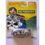 Hot Wheels 1:64 The Punisher - Haulin Gas