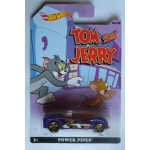 Hot Wheels 1:64 Tom and Jerry - Power Pipes