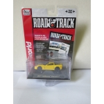 Auto World 1:64 Callaway Corvette 2011 yellow