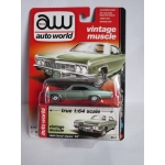 Auto World 1:64 Chevrolet Impala SS 1966 willow green