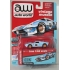 Auto World 1:64 Ford GT40 Gulf 1965 light blue