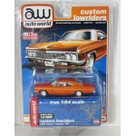 Auto World 1:64 Chevrolet Impala SS Lowrider 1966 orange