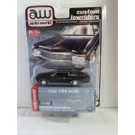 Auto World 1:64  Chevrolet Impala Sport Coupe 1970 black