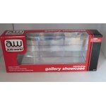 Auto World 1:64 6 car Interlocking Display Case