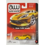 Auto World 1:64 Dodge Viper SRT 2014 yellow