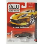 Auto World 1:64 Ford Mustang SVO 1984 dark gray