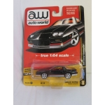 Auto World 1:64 Chevrolet Camaro Z28 1984 black