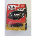 Auto World 1:64 Ford Mustang SVO 1984 black
