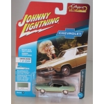 Johnny Lightning 1:64 Chevrolet Chevelle SS 1968 grecian green