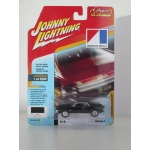 Johnny Lightning 1:64 AMC Javelin SST 1968 gloss black