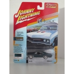 Johnny Lightning 1:64 Buick GS 400 1967 shadow turquoise