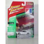 Johnny Lightning 1:64 AMC Javelin SST 1968 frost white
