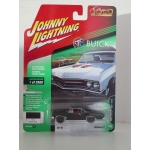 Johnny Lightning 1:64 Buick GS 400 1967 regal black
