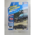 Johnny Lightning 1:64 Buick Grand National GNX 1987 black