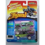Johnny Lightning 1:64 Chevrolet Bel Air (Zingers) 1962 purple