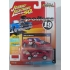 Johnny Lightning 1:64 Ford Mustang (Spoilers) 1994 euro red
