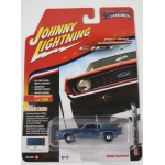 Johnny Lightning 1:64 Chevrolet Camaro 1969 dusk blue