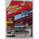 Johnny Lightning 1:64 Chevrolet Bel Air 1955 black