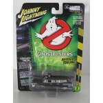 Johnny Lightning 1:64 Ghostbusters - Cadillac Ambulance 1959 Pre-Ecto