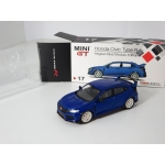 Mini GT 1:64 Honda Civic Type R (FK8) 2017 Modulo kit RHD blue