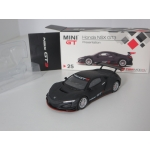 Mini GT 1:64 Honda NSX GT3 Presentation 2018 LHD black