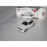 Mini GT 1:64 BMW M3 (E30) LHD alpine white
