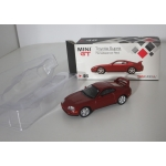 Mini Gt 1:64 Toyota Supra (JZA80) RHD red
