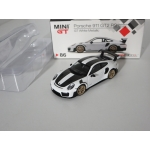 Mini GT 1:64 Porsche 911 GT2 RS white