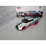 Mini GT 1:64 Nissan GT-R R35 Type 1 Rear Wing Version 1 LB Works Martini Racing