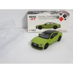 Mini GT 1:64 Bentley Continental GT 2019 LHD Limited Edition by Mulliner