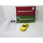 BM Creations 1:64 Nissan Silvia S15 LHD 1994 yellow