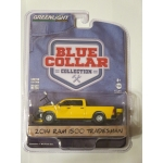 Greenlight 1:64 2014 Dodge Ram 1500 Tradesmen Construction with Snow Plow & Salt