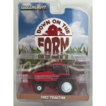 Greenlight 1:64 Tractor 1982 red