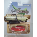 Greenlight 1:64 Chevrolet 210 Handyman 1955 gypsy red