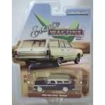 Greenlight 1:64 Chevrolet Nomad 1955 glacier blue