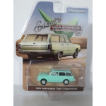 Greenlight 1:64 Volkswagen Type 3 Squareback 1965 Roof Rack