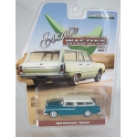 Greenlight 1:64 Chevrolet Nomad 1955 regal turquoise