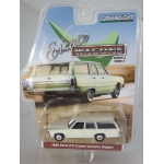 Greenlight 1:64 Ford LTD Crown Victoria Wagon 1984 pastel desert tan