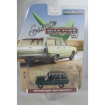 Greenlight 1:64 Volkswagen Type 3 Squareback 1969 dark green