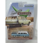 Greenlight 1:64 Plymouth Belvedere Emergency Wagon 1970 Police