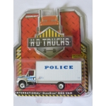 Greenlight 1:64 2013 International Durastar Box Van NYPD