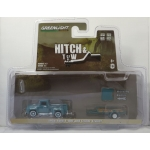 Greenlight 1:64 Ford F-100 1954 and Utility Trailer