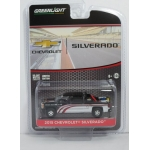 Greenlight 1:64 Chevrolet Silverado 2015 with Safety Equipment