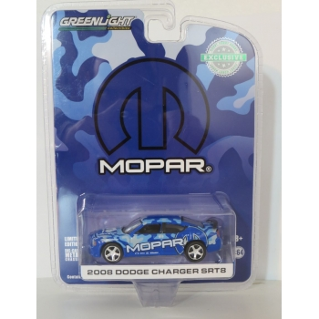 Greenlight 1:64 Dodge Charger SRT8 2008 Mopar Edition