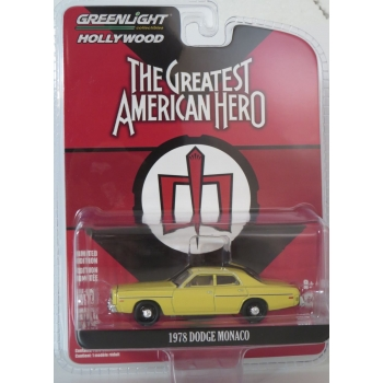 Greenlight 1:64 The Greatest American Hero - Dodge Monaco 1978