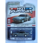 Greenlight 1:64 Ford Mustang SSP 1991 Kentucky State Police
