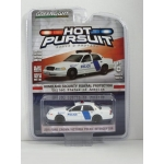 Greenlight 1:64 Ford Crown Victoria Police Interceptor 2011 Homeland Security
