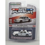 Greenlight 1:64 Ford Crown Victoria Police Interceptor 2008 Baltimore PD