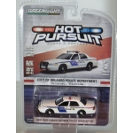 Greenlight 1:64 Ford Crown Victoria Police Interceptor 2010 Orlando PD