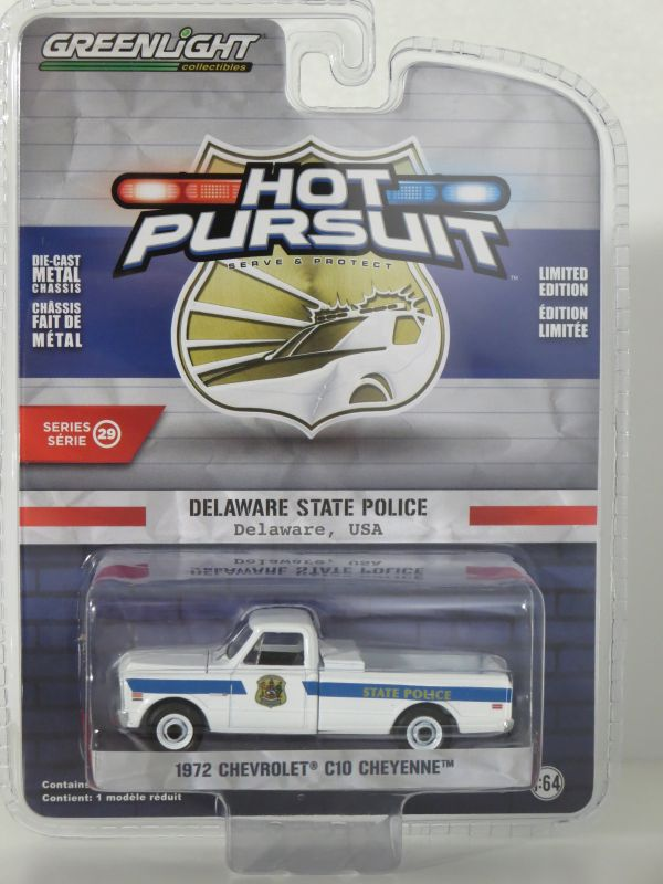 GREENLIGHT 2017 HOT PURSUIT SERIES 24 2016 FORD F-150 SCALE 1:64